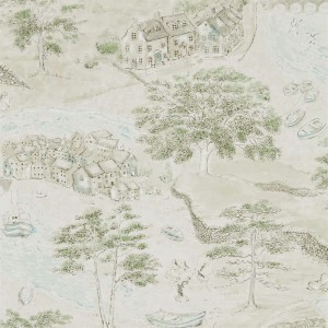 216490 tapeta Sanderson Embleton Bay Wallpaper